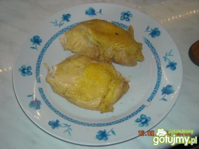 Piersi z kurczaka smażone w curry