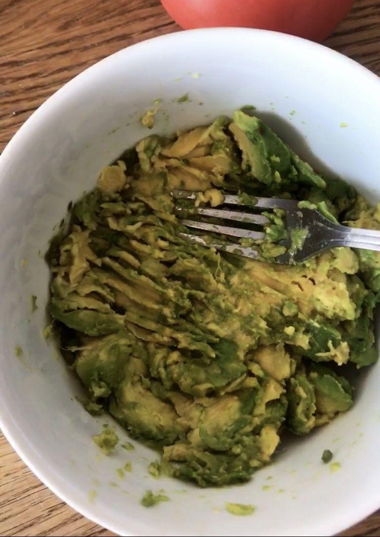 Pikantne guacamole