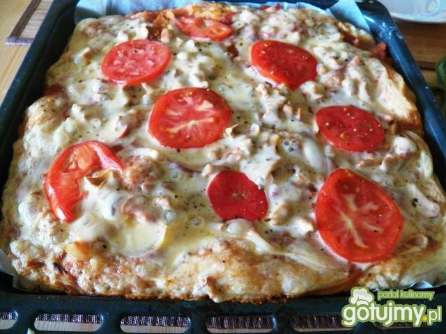Pizza na koniec lata