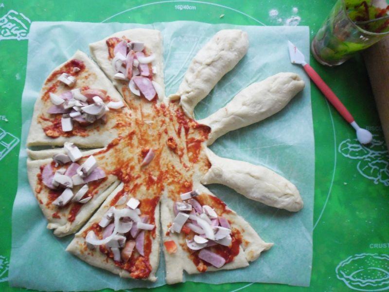 Pizza ośmiorniczka