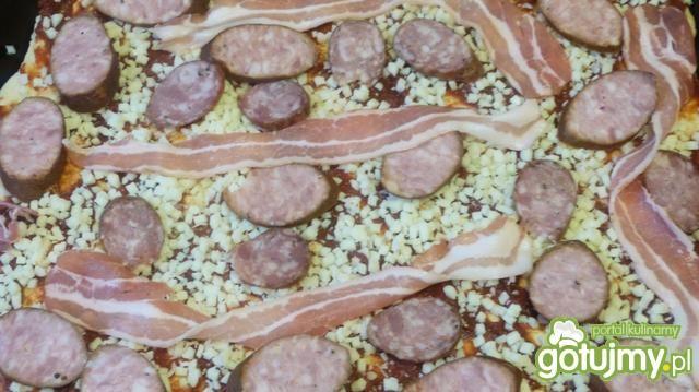 Pizza wiejska 5