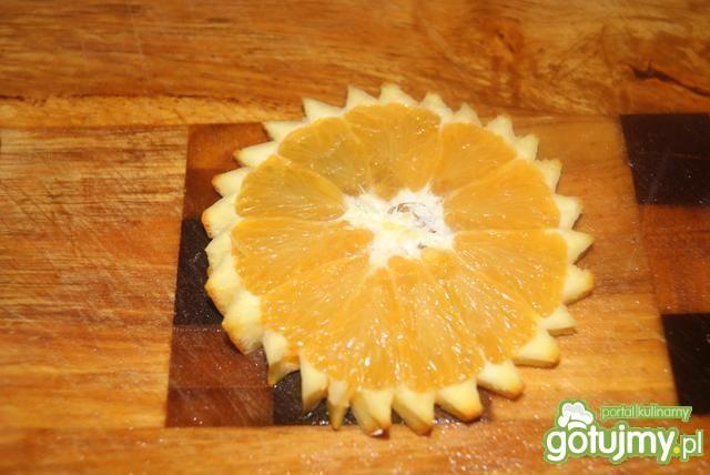 Pomarańczowy śledzik