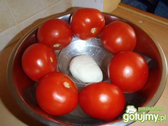 Pomidorek z mozarellą