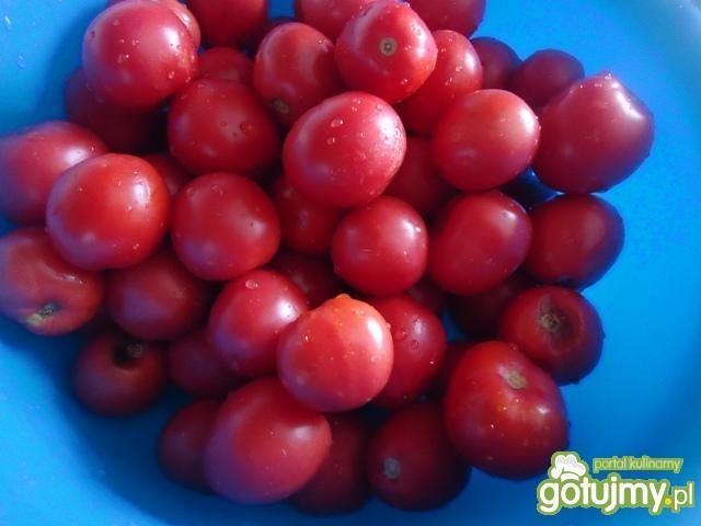 Pomidorki w zalewie