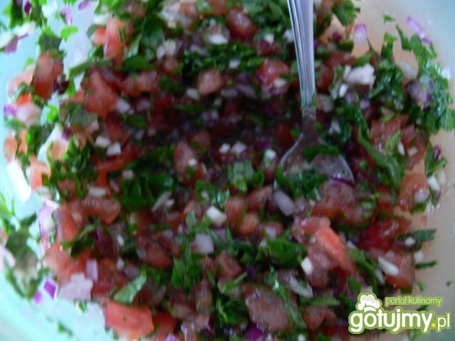 Pomidorowa salsa