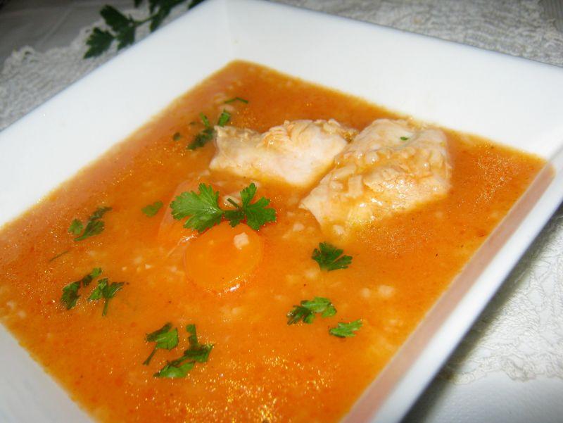 Pomidorowa zupka