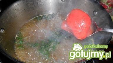 Pomidorówka z pomidorów z puszki