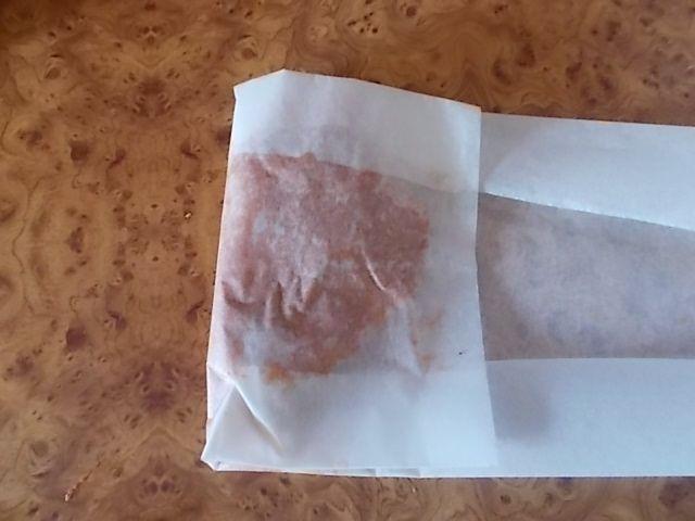 Pomidorowo-orzechowy kurczak w pergaminie