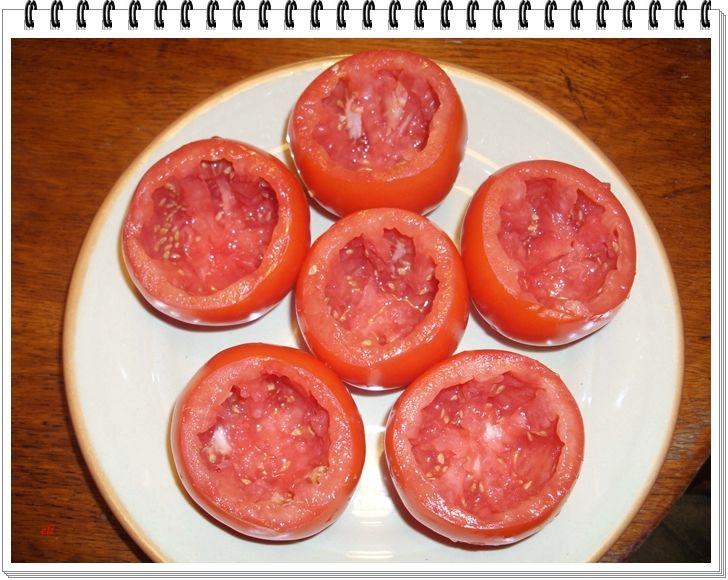 Pomidory Eli faszerowane jajecznicą