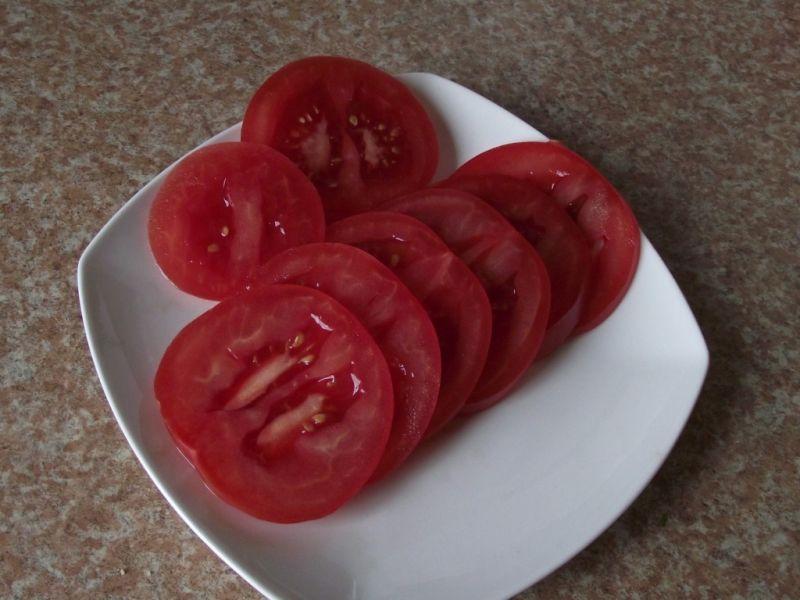 Pomidory pod proteinową pierzynką
