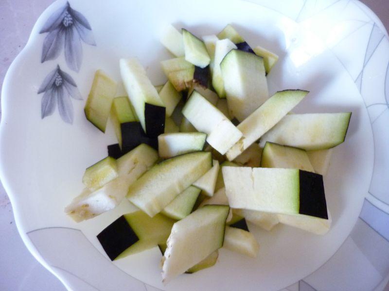 Potrawka z mięsem i warzywami