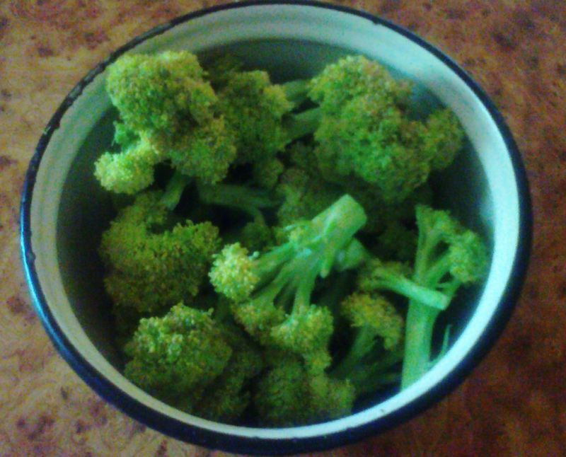 Pożywna zupa brokułowa