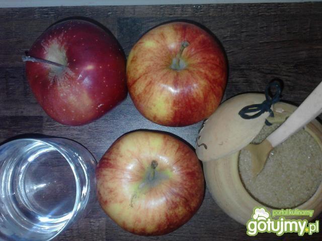 Prażone jabłuszka