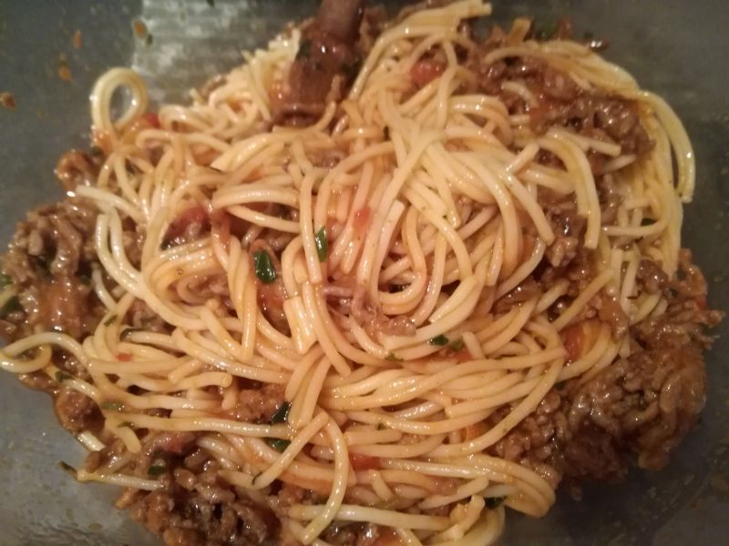 Proste spaghetti dla każdego