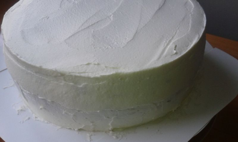 Prosty tort urodzinowy