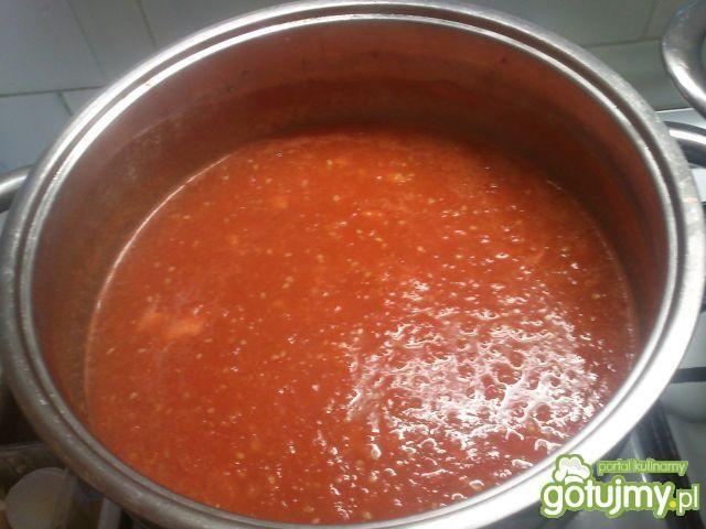 Przecier pomidorowy M