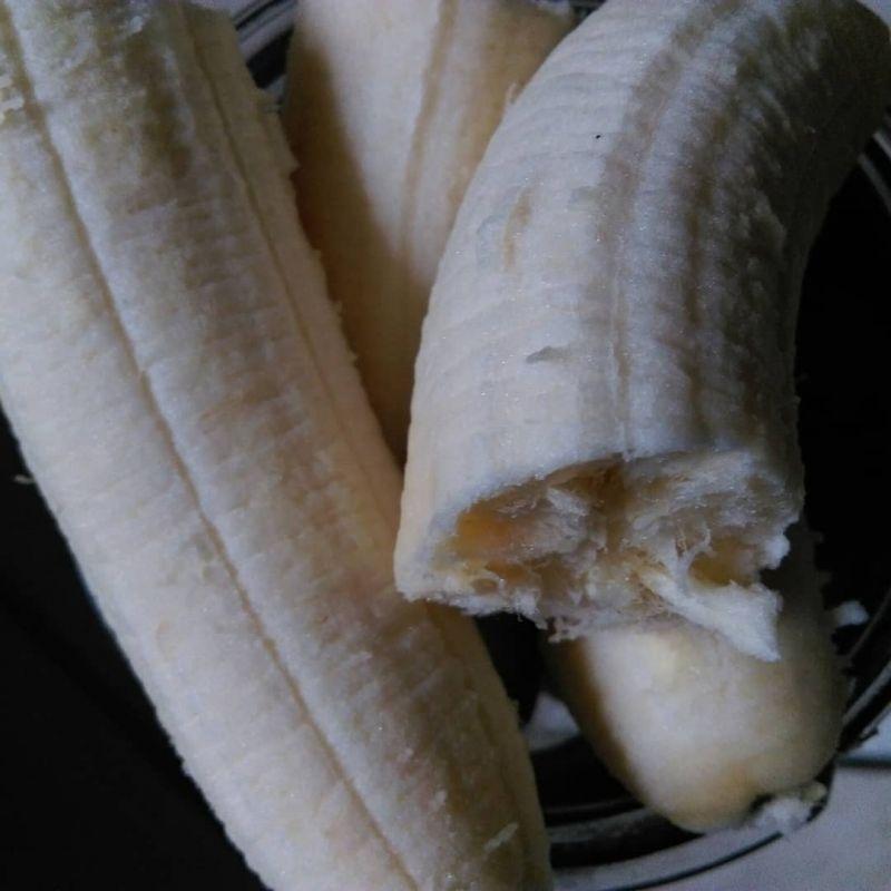 Pudding jabłkowo-bananowy z masą krówkową