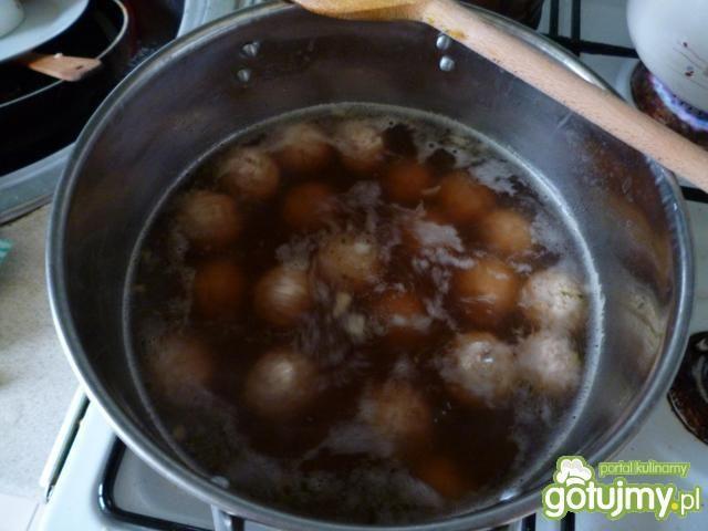 Pulpeciki w sosie chrzanowym