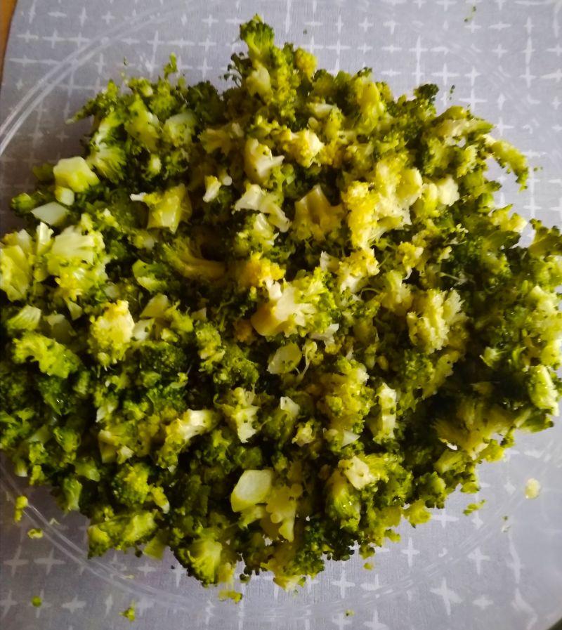 Pulpety z brokułu