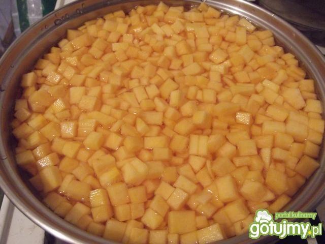 Pureè z dyni (gotowanej)