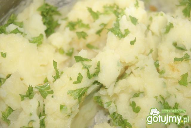 Puree selerowo – ziemniaczane :