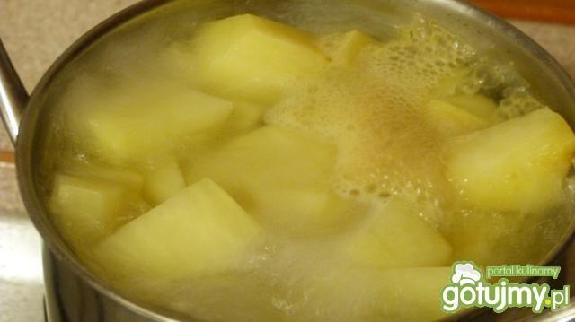 Puree ziemniaczano-marchewkowe