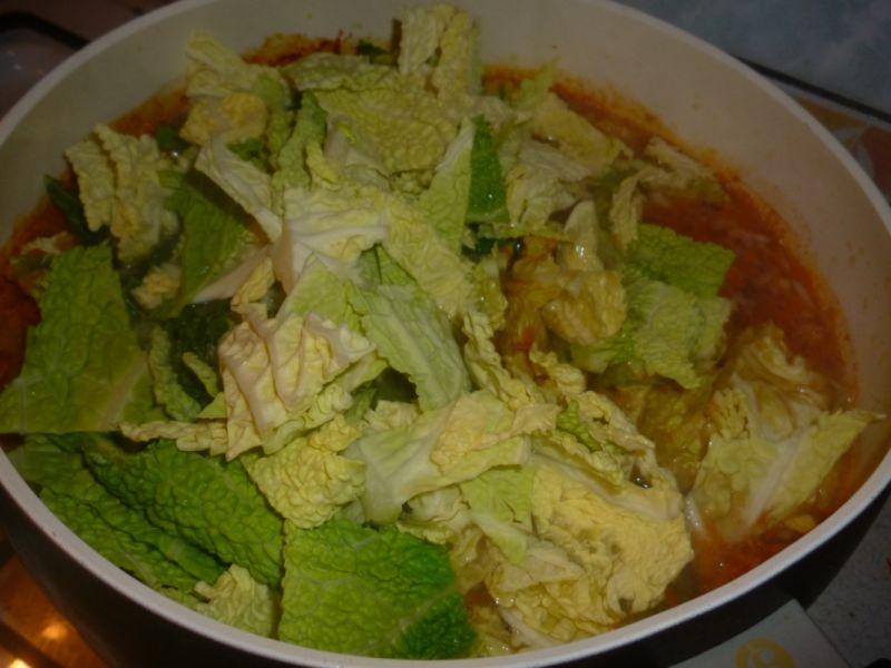 Pyszna zupa gołąbkowa
