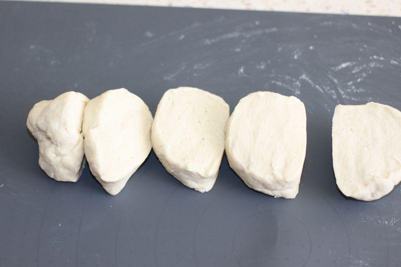 Quesadilla-Tortilla pszenna wykonana własnoręcznie