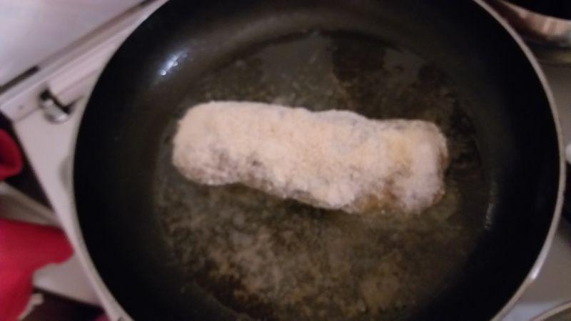 Roladki drobiowe z pieczarkami i mozzarellą