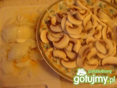 Roladki z bakłażana