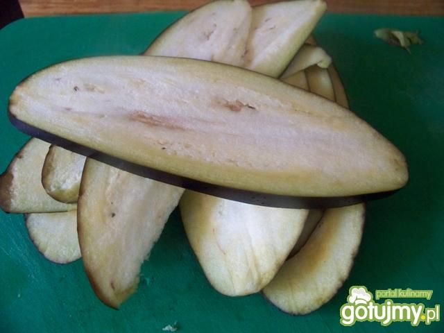 Roladki z bakłażana wg agabi22