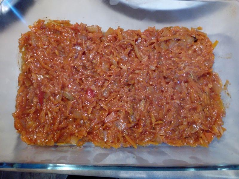 Ryba po grecku w sosie słodko - kwaśnym