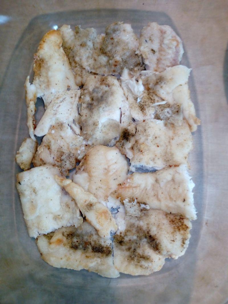Ryba po grecku z porem