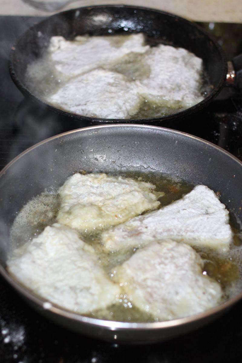 Ryba w occie - Wigilia 2016