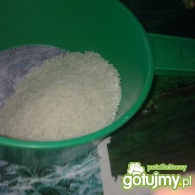 Ryż na mleku z dodatkiem cynamonu