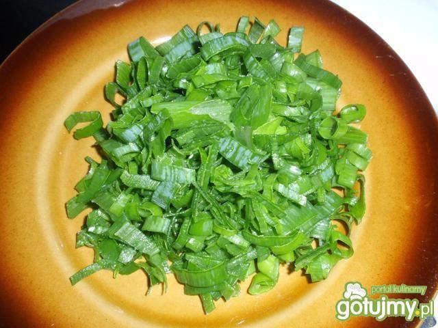 Sałatka cukinia z warzywami