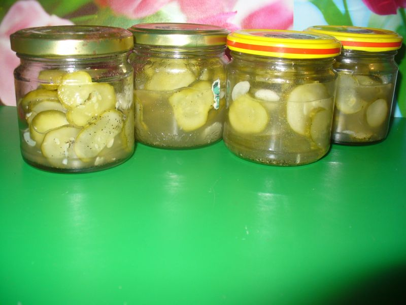 Sałatka ogórkowa
