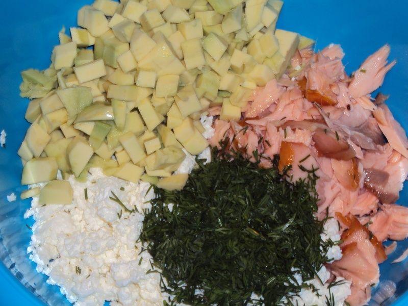 Sałatka w awokado