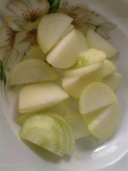 Sałatka warzywna do słoików
