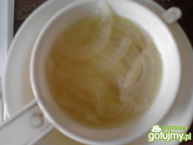 Sałatka z balsamiczną polędwiczką