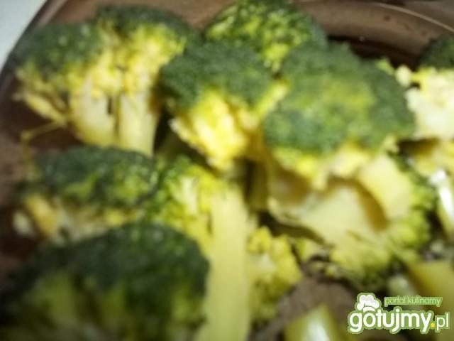 Sałatka z brokułami wg Beatris