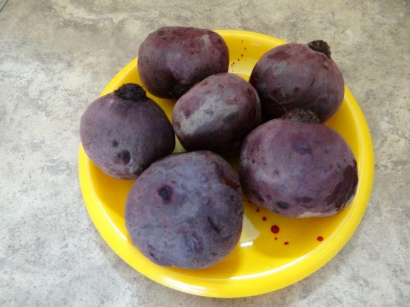 Sałatka z buraczków wg Megg