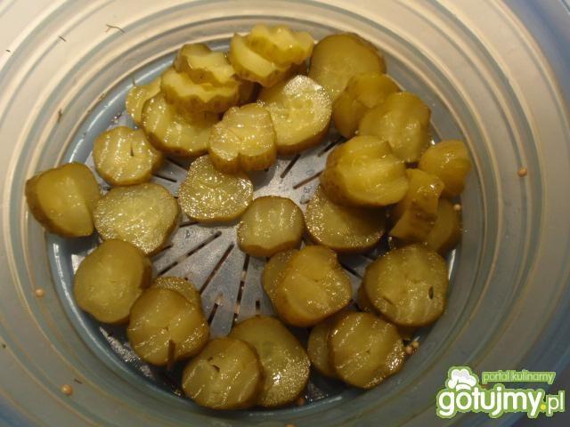 Sałatka z   kaszy  gryczanej