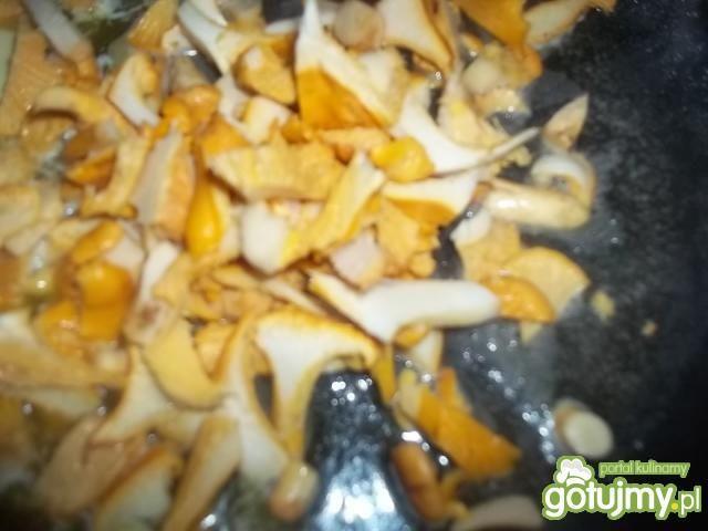 Sałatka z kurkami 4