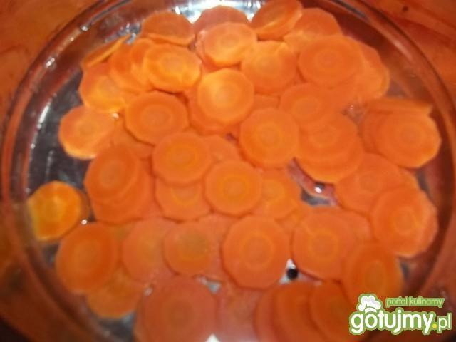 Sałatka z marchewką