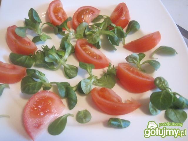 Sałatka z nutą chilli