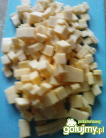 Sałatka z porem i ananasem 5