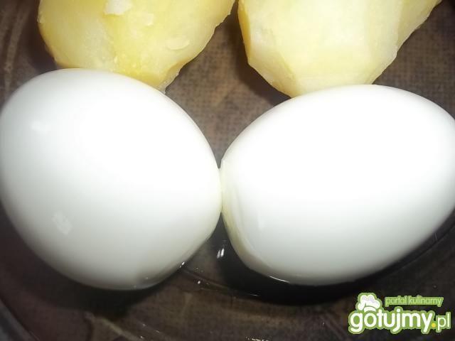 Sałatka ziemniaczano-jajeczna Beatris