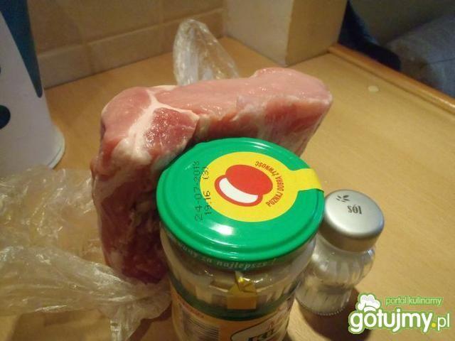 Schab na kanapki krótko gotowany