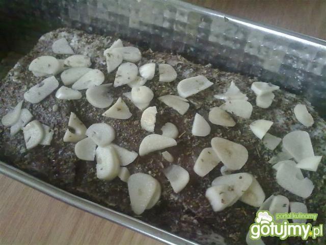 Schab pieczony z majerankiem(2)